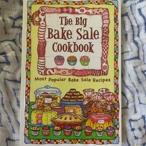 The Big Bake Sale Cookbook